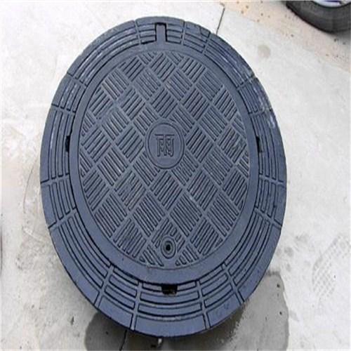 重型球墨铸铁井盖轻型铸铁井盖用途