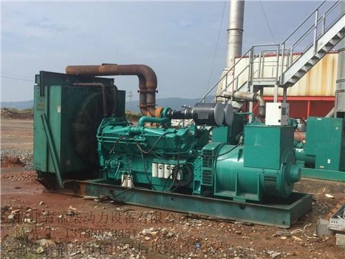 福州大型发电机租赁分享柴油发电机定义
