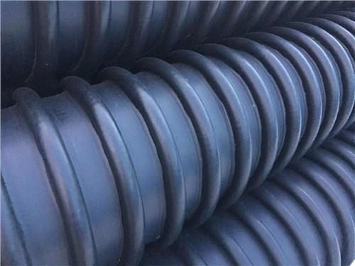 HDPE塑钢缠绕管--塑钢缠绕管(HDPE排水管)在恶劣