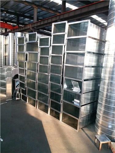 普陀区防腐蚀共板法兰风管定制,共板法兰风管