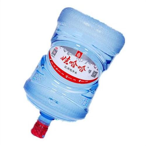 未央区品牌送水便宜 诚信经营 西安市高新区咕咚桶装水配送供应