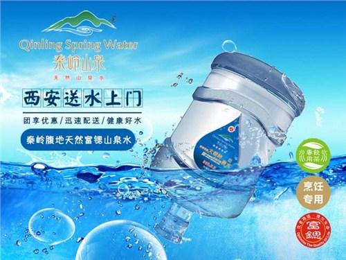 新城區口碑好桶裝水高品質的選擇 推薦咨詢 西安市高新區咕咚桶裝水配送供應