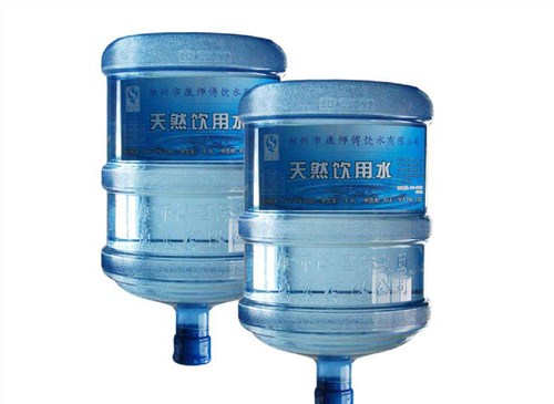 西安品牌纯净水 口碑推荐 西安市高新区咕咚桶装水配送供应