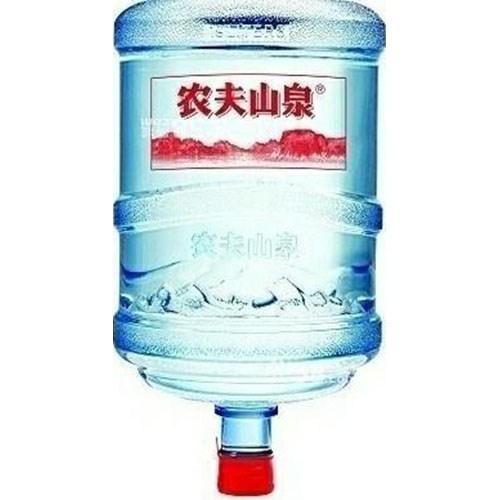 碑林区原装矿泉水便宜 客户至上 西安市高新区咕咚桶装水配送供应