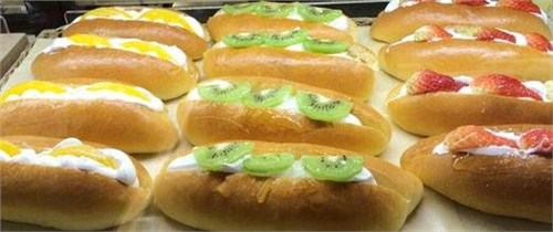 兰州面包烘焙原料商家店面