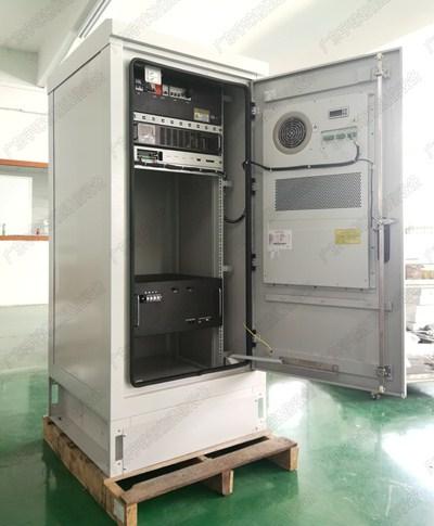 昆明1.8米标准机柜应用及安装方案「云南国安机电设备供应」