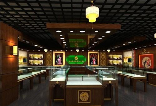 云南哪里有珠宝店展柜出租 云南海扎家具供应