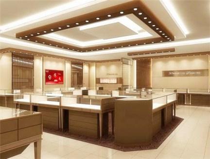 昆明公司展示柜生产安装 云南海扎家具供应