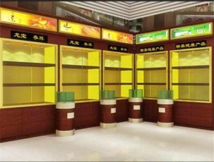 昆明哪里有收银展示柜出租 云南海扎家具供应