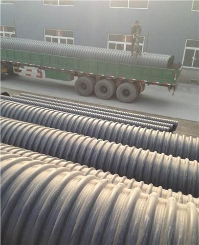 淮安当地HDPE管销售价格 有口皆碑 道普达供应