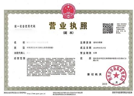 荆州高新区本地证照办理多少钱 湖北从零到一科技供应