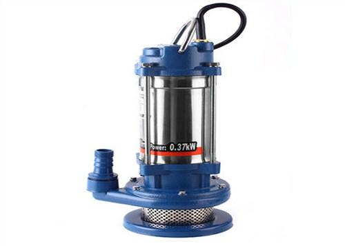 淮安销售大元QDX型潜水泵多重优惠,大元QDX型潜水泵