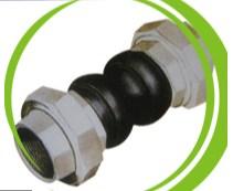 橡胶软接头螺纹厂家  上海橡胶软接头螺纹规格 环福供