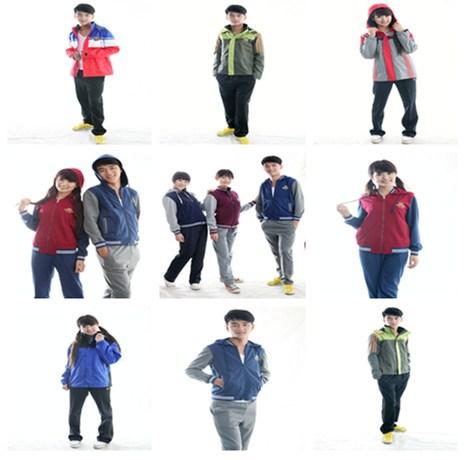 郑州大学学生装