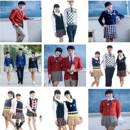 鄭州制式學生裝 鄭州華邦服飾供應