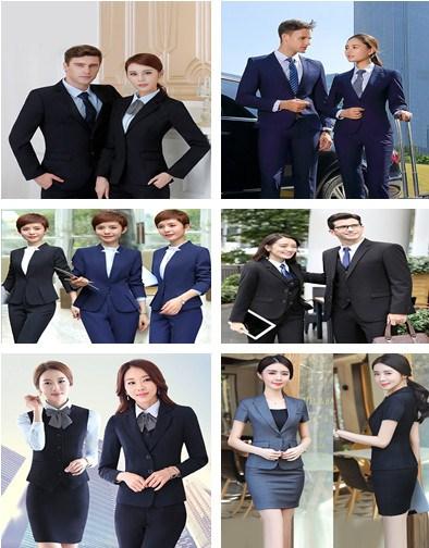 河南職業裝哪家質量好 鄭州華邦服飾供應