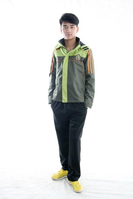 制式校服定制市場價 鄭州華邦服飾供應