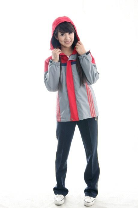 河南学生装定制流程 郑州华邦服饰供应