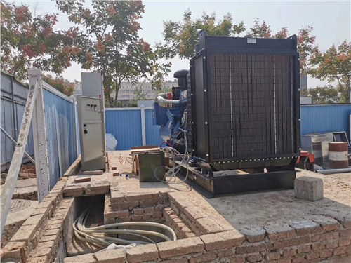 黃岡450KW 發電機組租賃 值得信賴 武漢華凱鑫盛機電設備供應