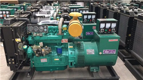 武漢大型發電機組報價單 武漢華凱鑫盛機電設備供應