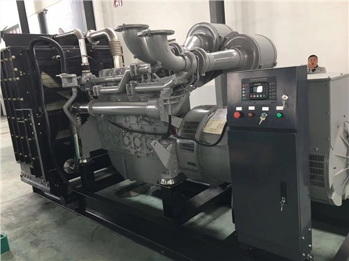 Xianning diesel generator set price Wuhan Huakai Xinsheng Electromechanical Equipment Supply