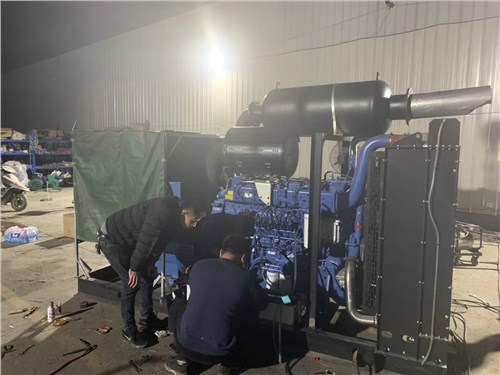 How much is the Yichang generator set Wuhan Huakai Xinsheng Electromechanical Equipment Supply