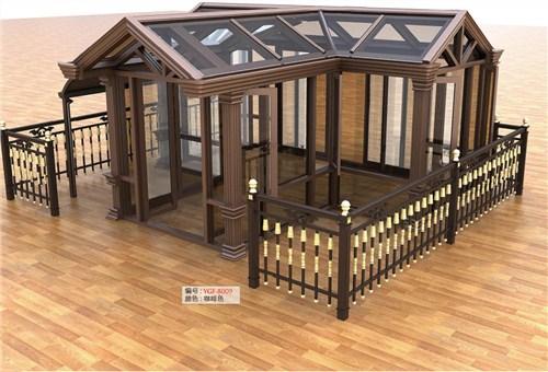 莆田豪酷分享阳光房的安装方式