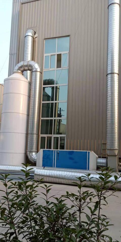 濮阳白铁通风工程 来电咨询 河南瑞昇通风设备供应
