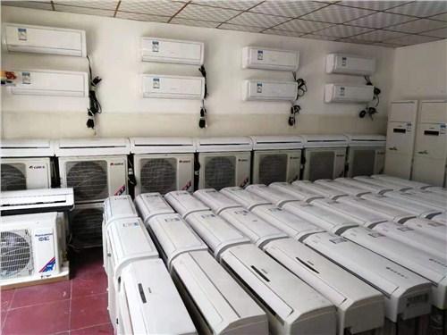 安阳县小型空调价格合理 诚信经营 安阳市龙安区东风张伟二手空调供应