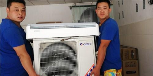 安阳文峰区空调移机 值得信赖 安阳市龙安区东风张伟二手空调供应