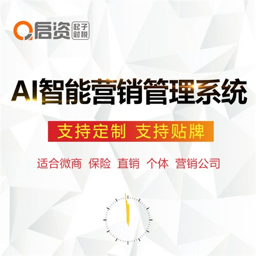 新安营销系统加盟 服务为先 河南启资未来信息技术供应