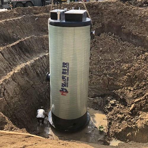 提供上海一体化预制泵站格栅大全排名弘泱供