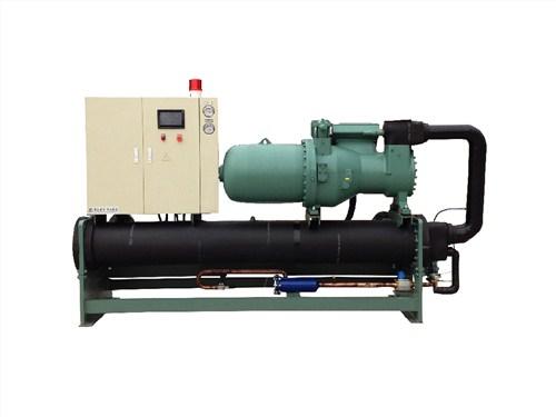 广州化工行业专用螺杆式冷冻机哪家好,螺杆式冷冻机