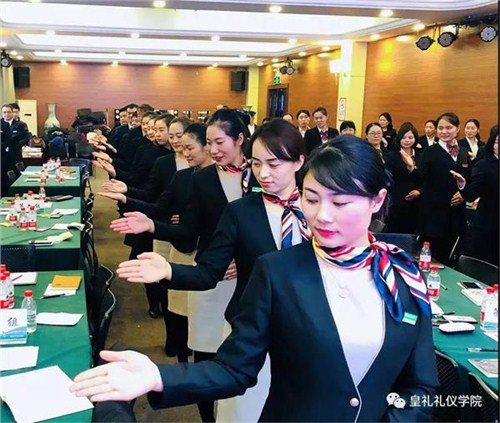 昆明个人形象礼仪规范培训 云南皇礼礼仪学院
