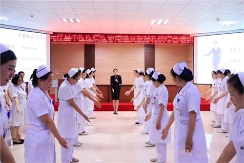 昆明医院礼仪学习18108825783 欢迎咨询 云南皇礼礼仪学院