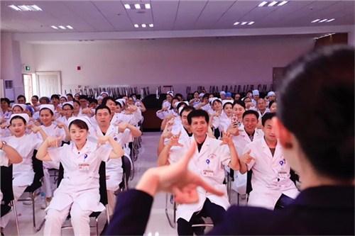 昆明医院礼仪培训班18108825783 诚信服务 云南皇礼礼仪学院