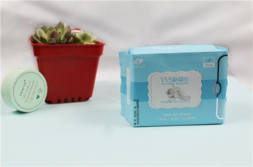 优质VVS薇薇丝天然蚕丝卫生巾服务放心可靠「华尚供应」
