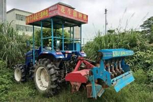山东正规花生播种机厂家 欢迎咨询 河源市李旭农业机械设备供应