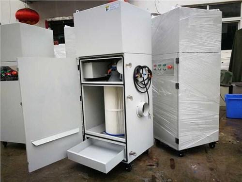 杭州环保吸尘器-脉冲反冲吸尘器-磨床集尘机-工业集尘器 中悦供