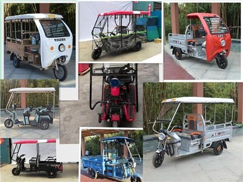 湖南电动三轮车遮阳蓬 河南汉邦机械设备供应