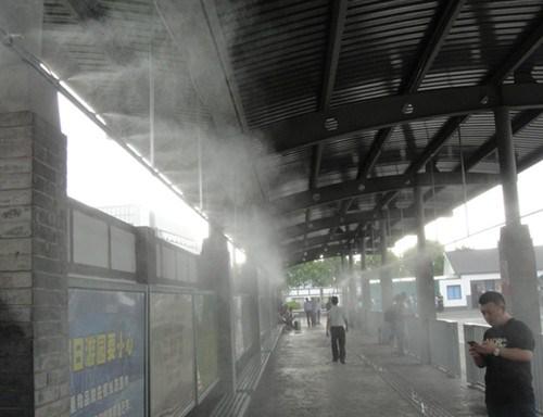 江苏降温水雾降温设备车间降温 欢迎来电「上海甲瑞贸易供应」