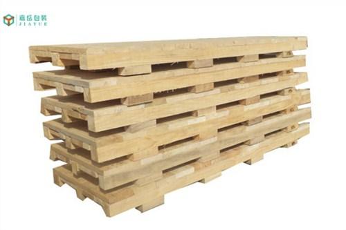 上海周转托盘定制哪家好 上海嘉岳木制品供应