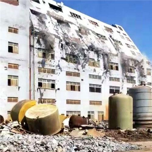安徽职业厂房拆除哪家快,厂房拆除