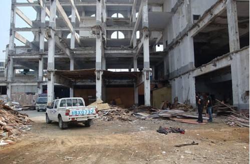上海废旧工厂厂房拆除推荐厂家 客户至上「昆山金德福再生资源供应」