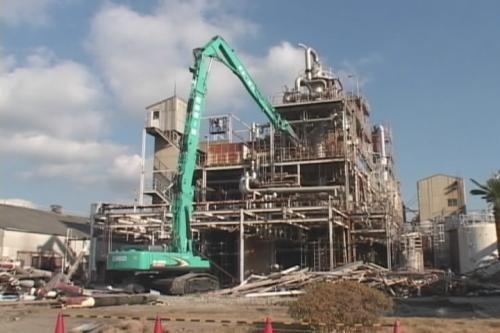 广州职业厂房拆除哪家好,厂房拆除