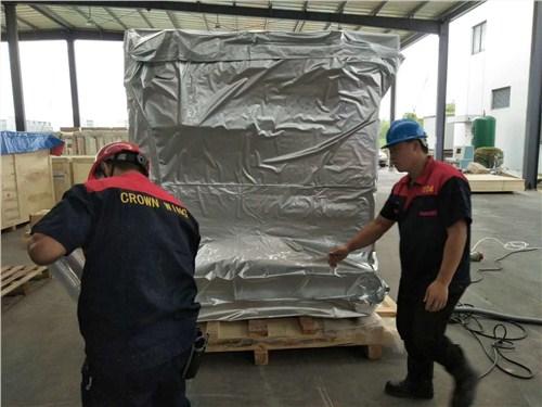 设备真空包装专业团队在线服务 客户至上「上海旌霖精密仪器设备安装供应」