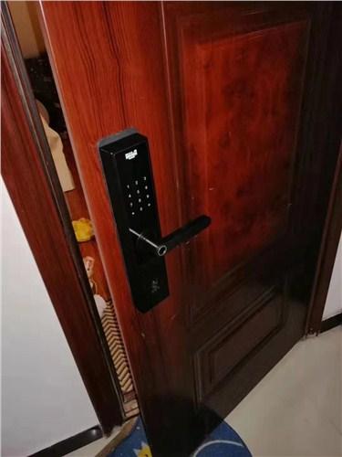 清水防盗门售后换锁排名靠前 门禁维修 西安金锁王安防科技供应