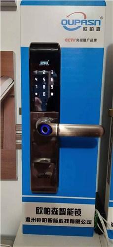 陕西口碑好指纹锁欢迎来电 换锁 西安金锁王安防科技供应