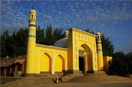 上海去新疆喀什线路 推荐咨询 上海锦轩国际旅行社供应