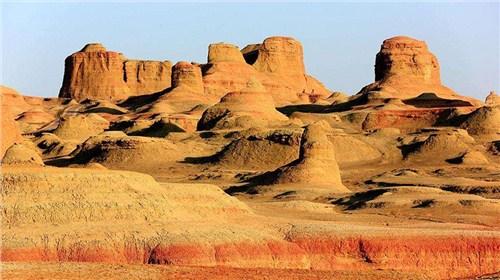 北京到新疆魔鬼城线路 欢迎咨询 上海锦轩国际旅行社供应